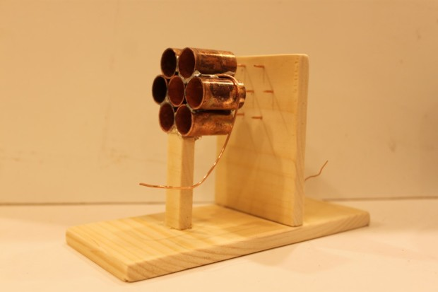 Build an Ionic Thruster like NASA Uses for Space Propulsion | Make: