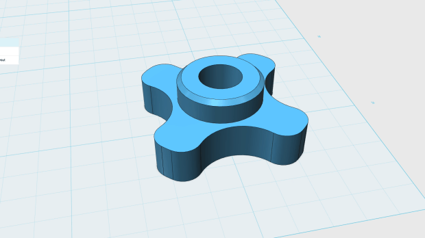 We'll be designing our models in 123D Design.