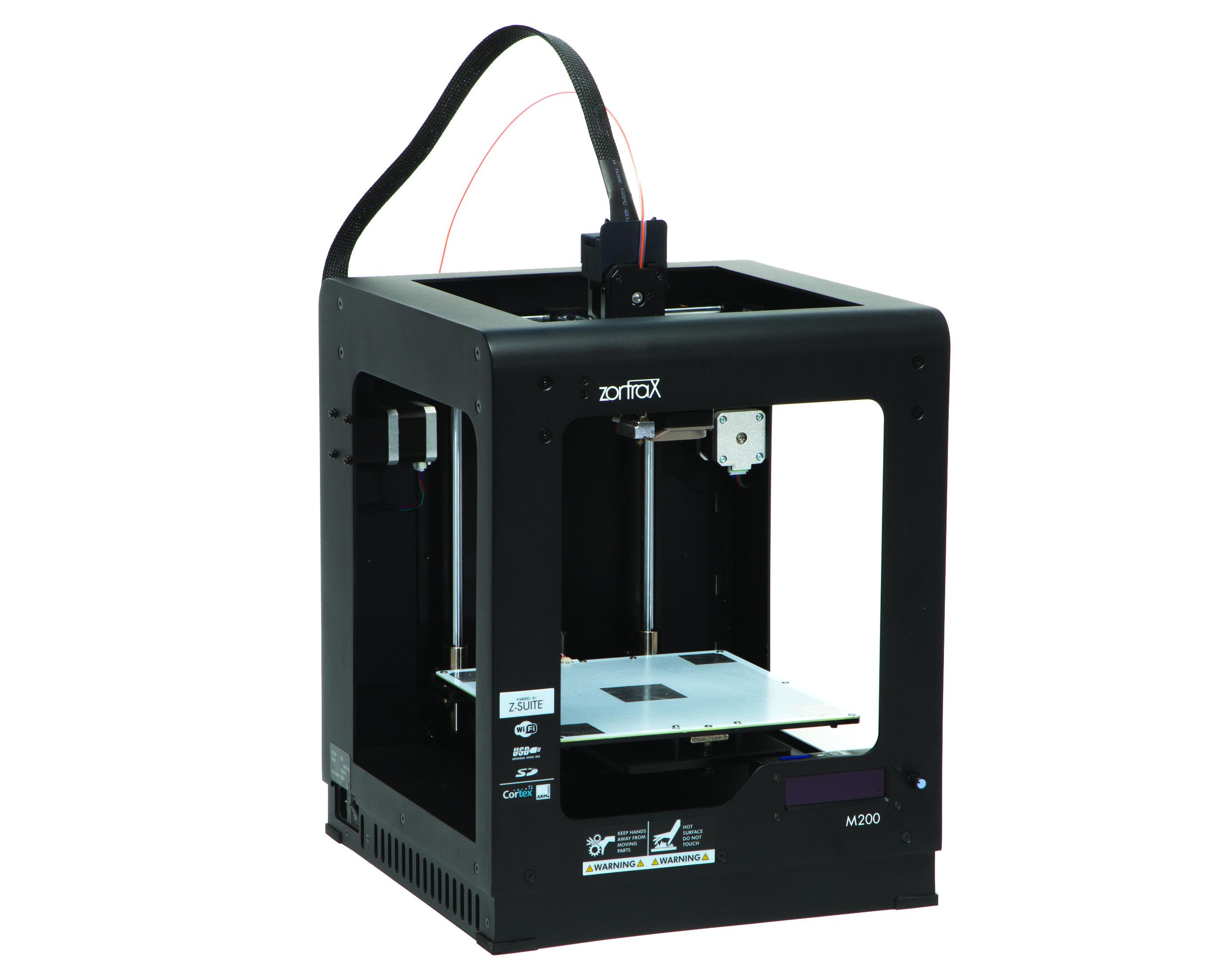 Review: Zortrax M200 3D Printer