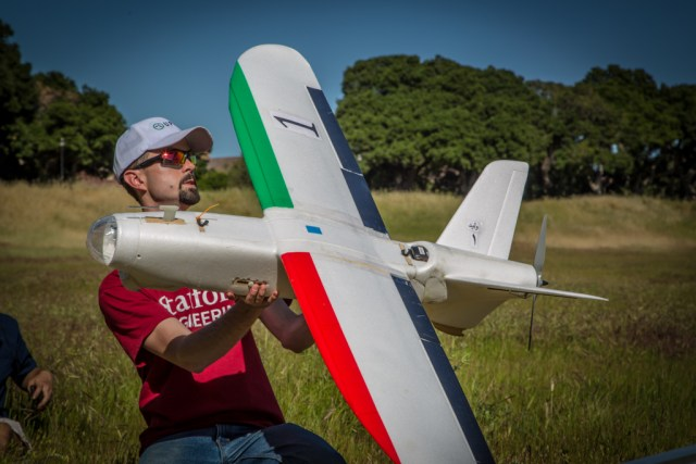 Building Drones to Deliver Medicine and Food to War-Torn Syria