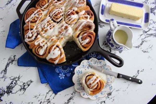 Recipe: Beginner-Friendly Cinnamon Rolls
