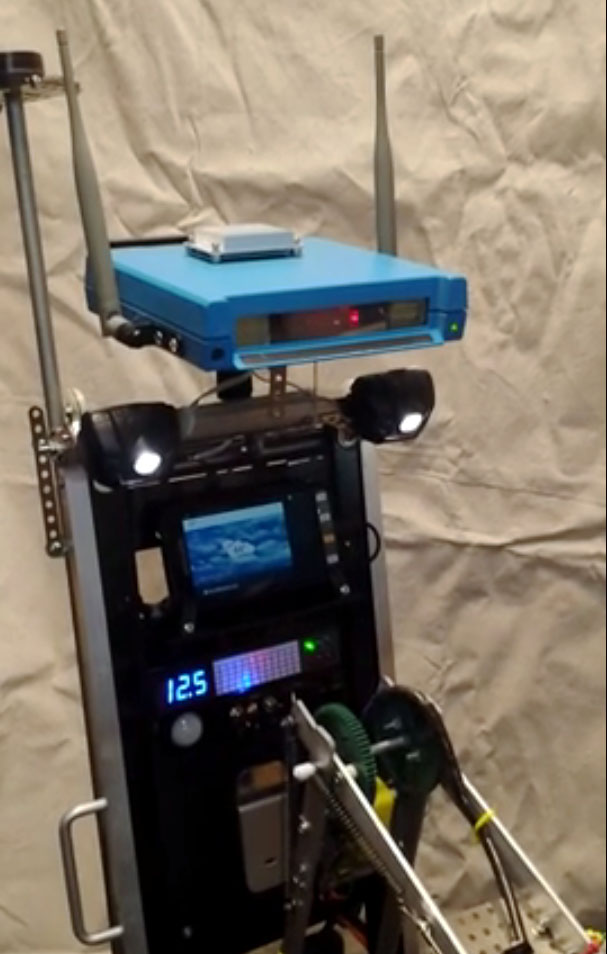 Voice-Controlled Arduino Robot Responds To Simple Commands