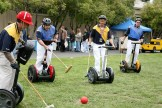 Everyone remembers the epic Segway polo and one of its players, the one and only Apple co-creator Steve Wozniak.