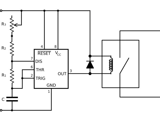 Adjustable Control Circuit for Heating Elements