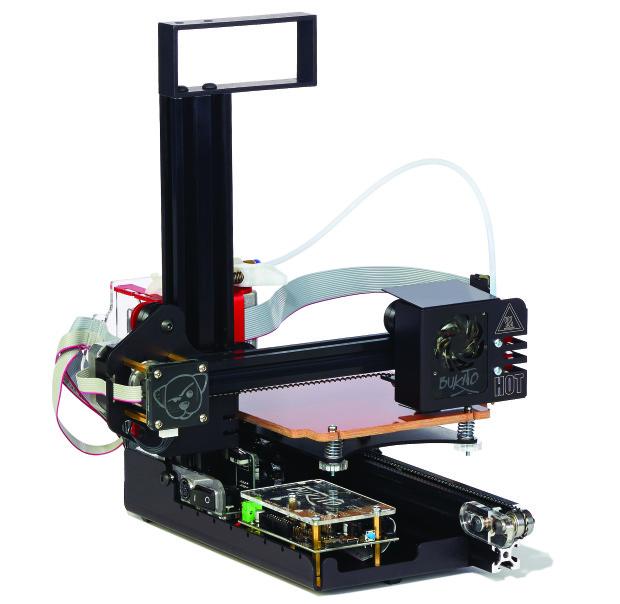 review bukito v2 3d printer make. Black Bedroom Furniture Sets. Home Design Ideas