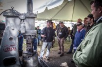 Mark Krause speaks about the art of power hammer repair and maintenance.