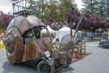 Golden Mean Snail Art Car by Jon Sarriugarte and Kyrsten Mate