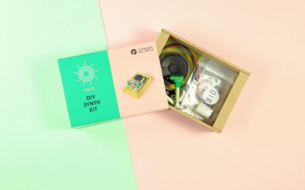 DIY Synth kit