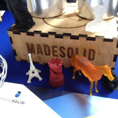 Advanced materials for 3D printers.