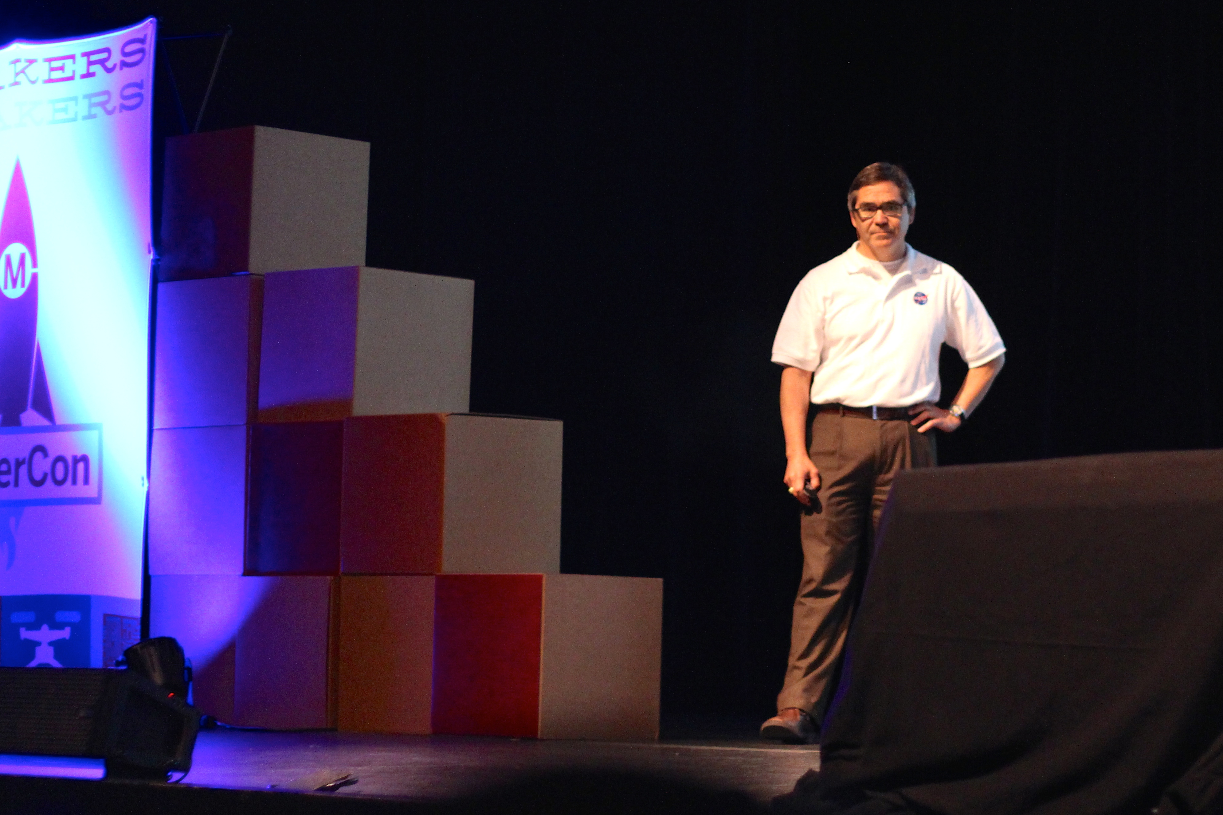Live from MakerCon —An Interview with Sam Ortega