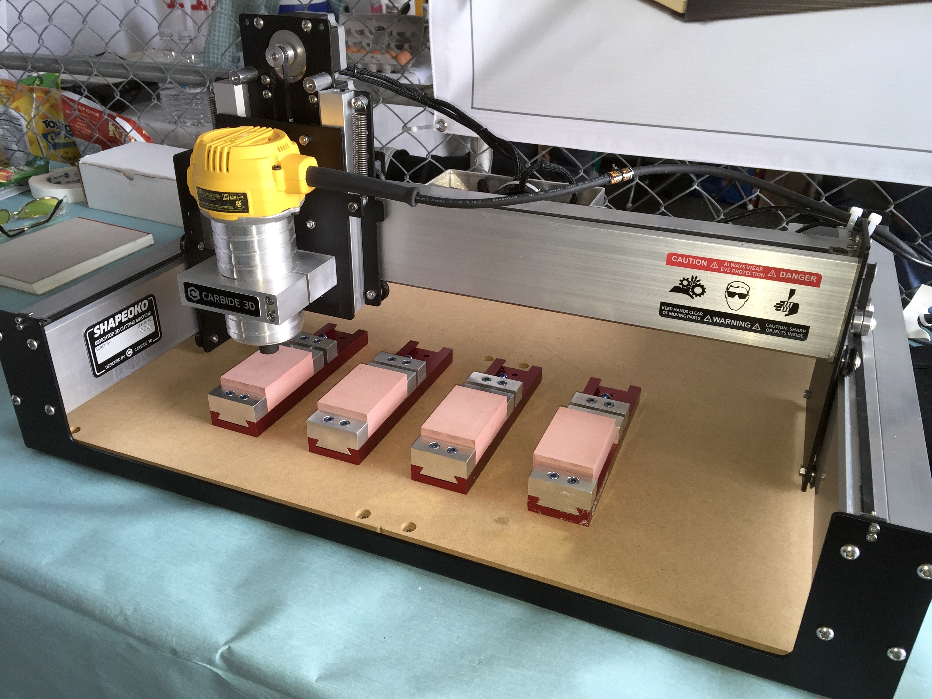 Shapeoko's Steady March Toward a Better, Affordable CNC