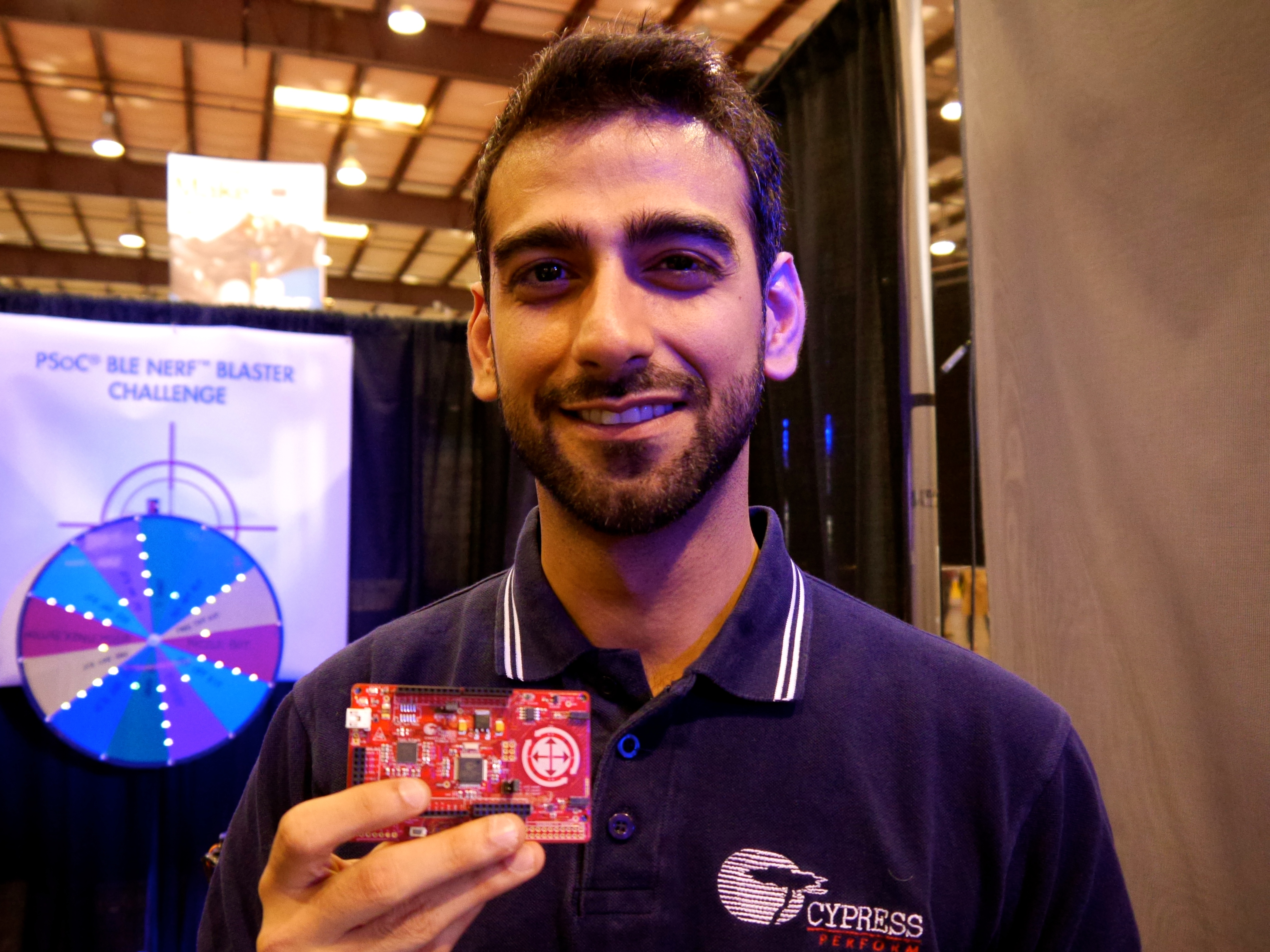 Building Projects with Cypress PSoC