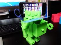 Robot Desk Organizer by purita