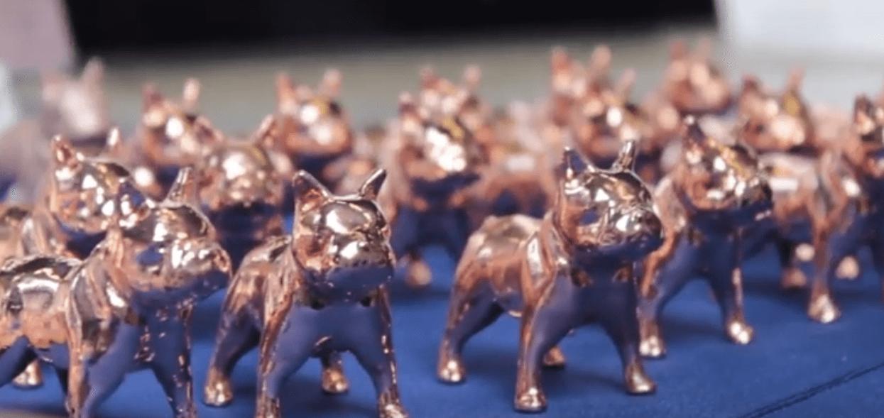Electroplating 3D Prints Looks Surprisingly Good