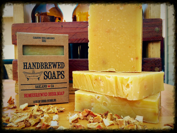How to make soap from soap