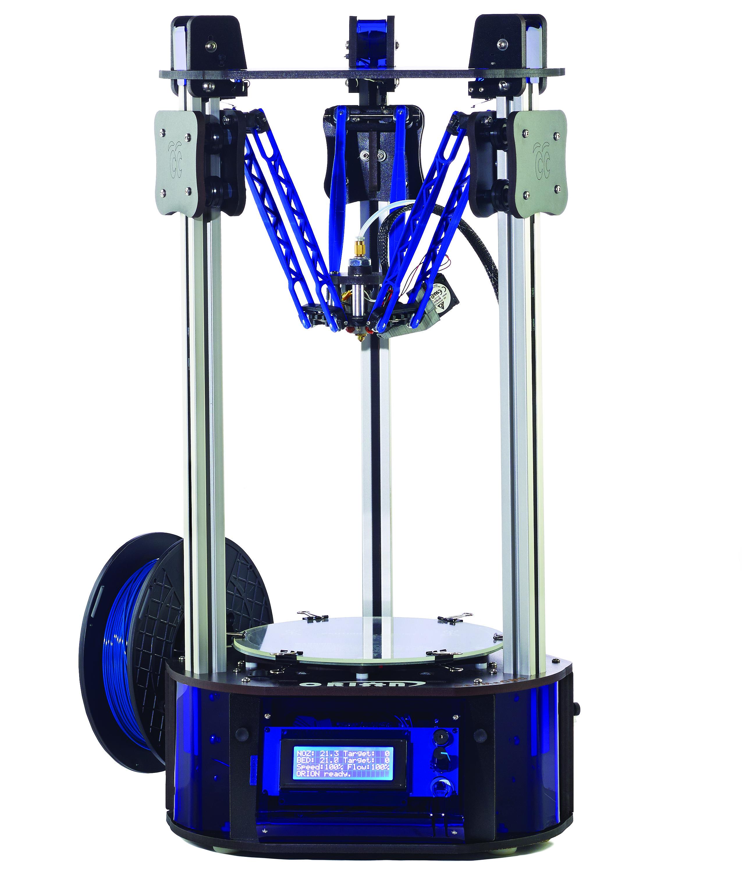 Review: SeeMeCNC Orion 3D Printer