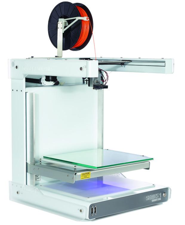 Review: Type A 2014 Series 1 3D Printer