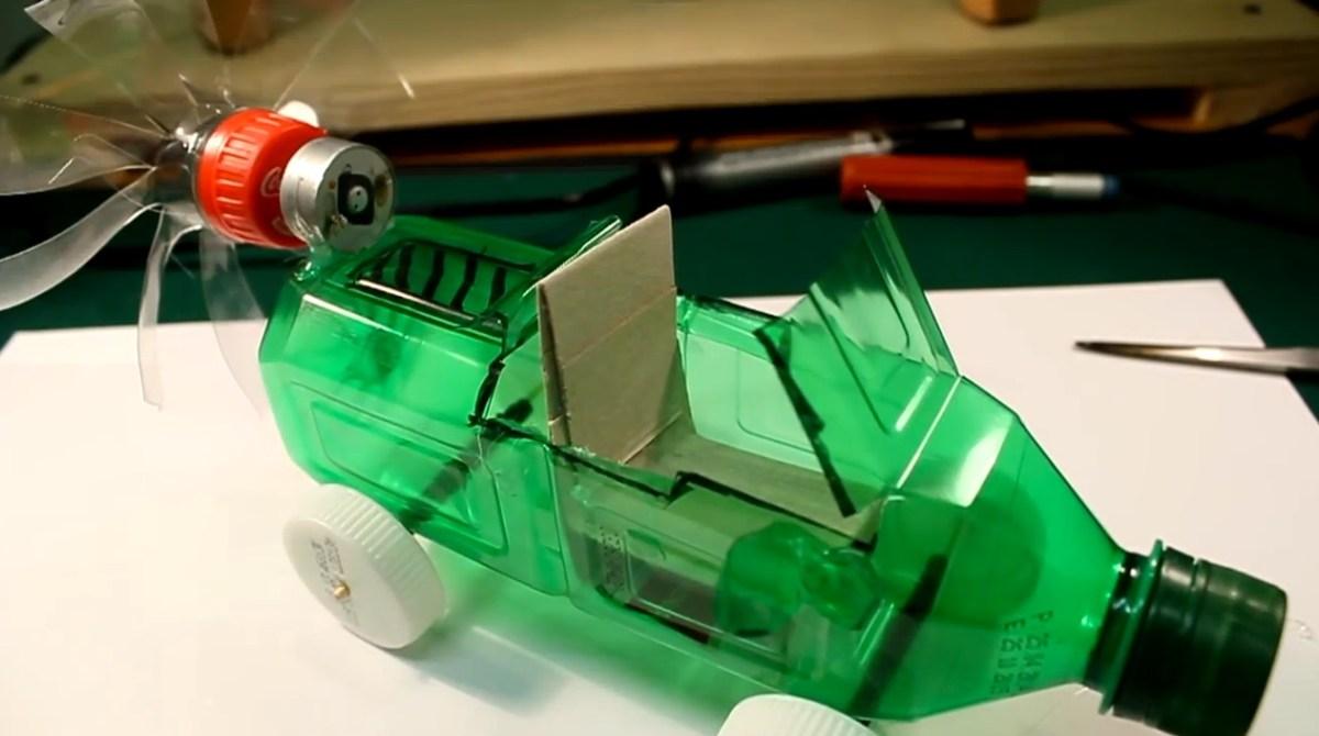 build an impressive little air powered toy car make. Black Bedroom Furniture Sets. Home Design Ideas