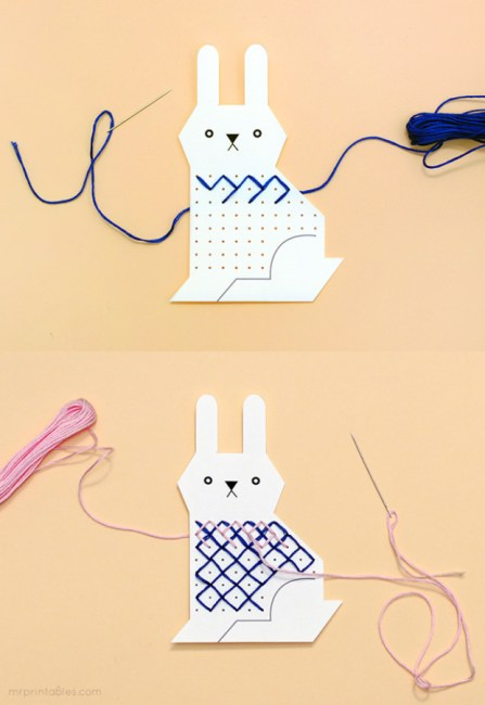 animal-cross-stitch-cards-rabbit