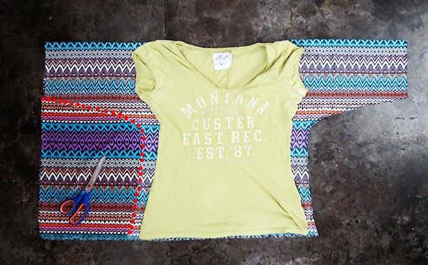Wardrobe Basics: Sew a Super-Easy Shirt