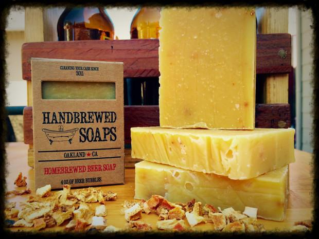 orangeale soap