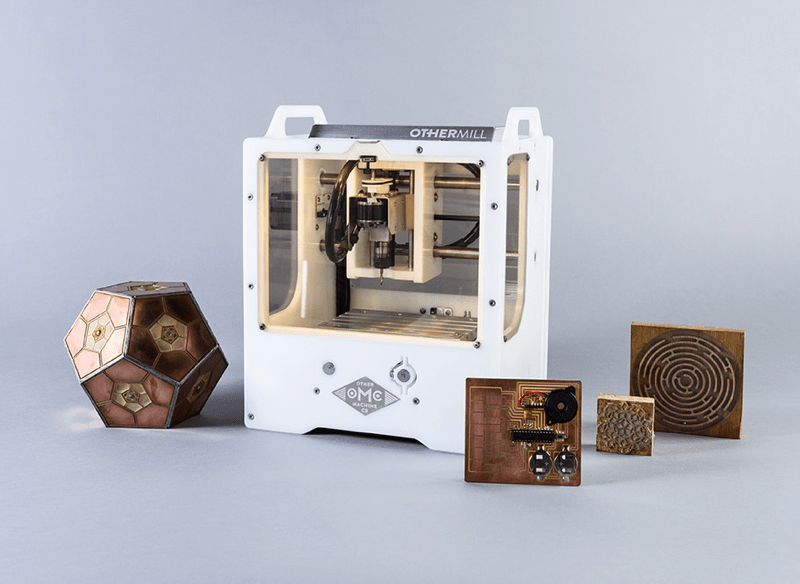 Othermill Manufacturing Stays Close to Home