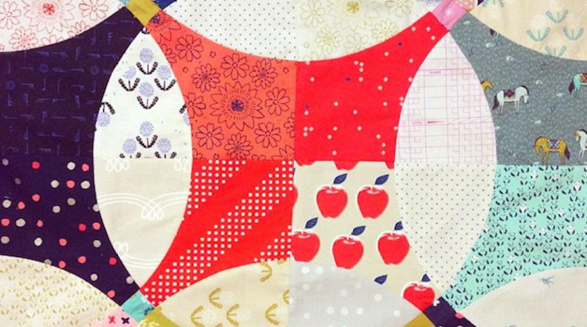 Stitch It: Shieldmaiden Quilt