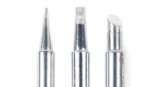 Skill Builder: Understanding Different Soldering Iron Tips