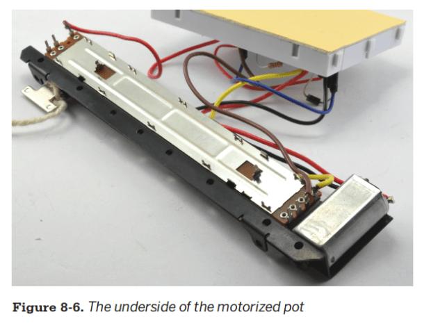 10k potentiometer wiring diagram led
