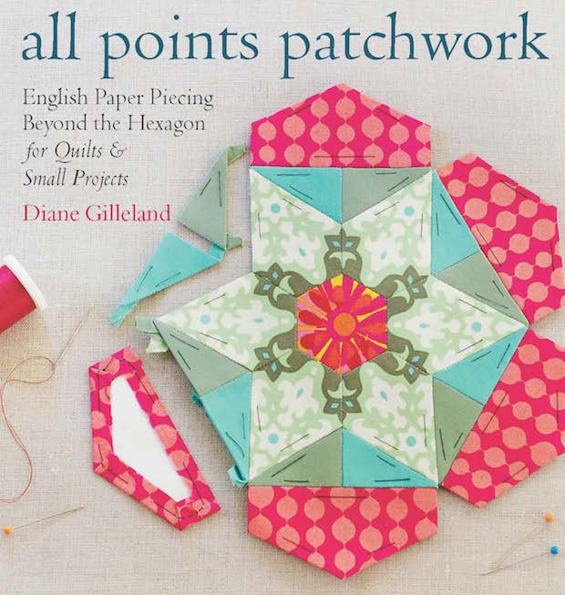 All Points Patchwork Project Excerpt Making Templates For English