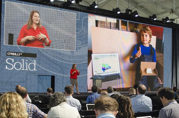 Danielle Applestone, CEO of Other Machine Co.