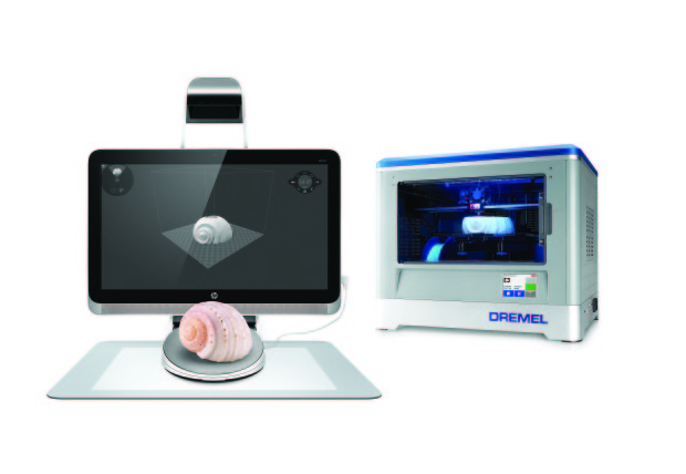 HP's New Sprout 3D Capture Platform