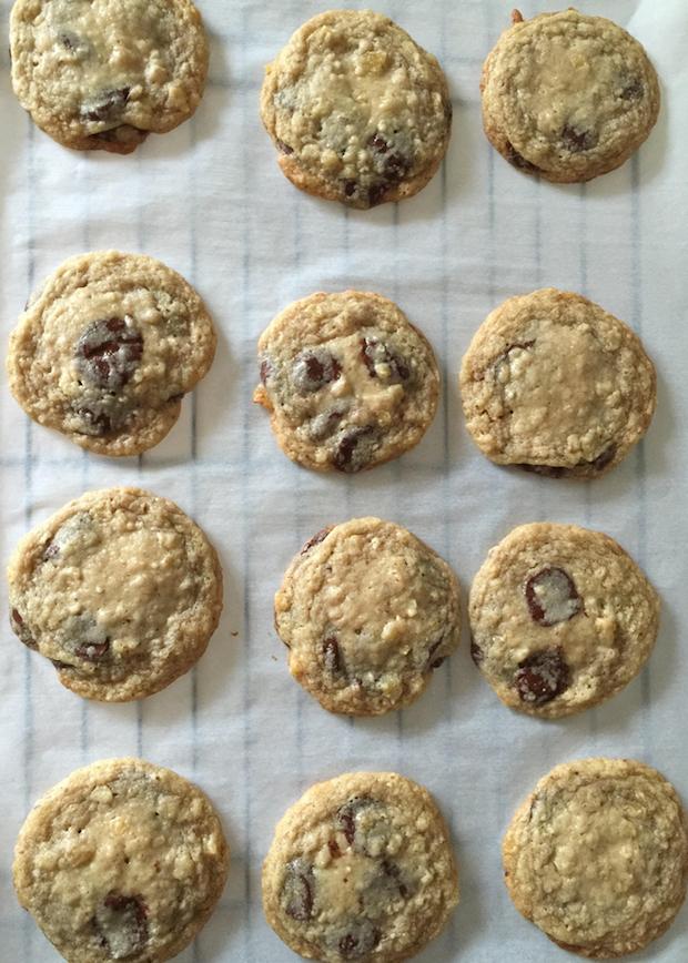 Recipe: Dark Chocolate Chip and Potato Chip Cookies