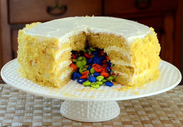 Sweet Surprise: How to Make a Candy-Filled Piñata Cake