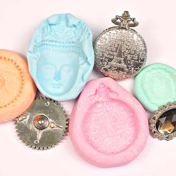 Make Your Own Reusable Casting Molds with This DIY Molding Putty Recipe