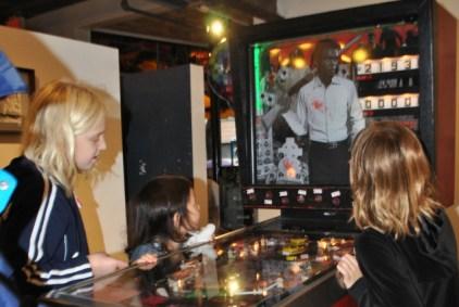 PInventions' custom designed pinball machines