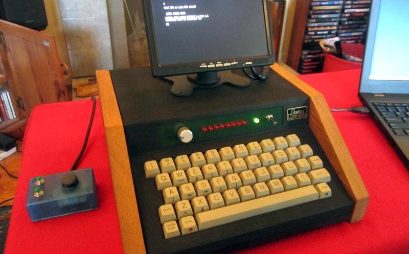 Custom Case for a Homemade 6502 Computer