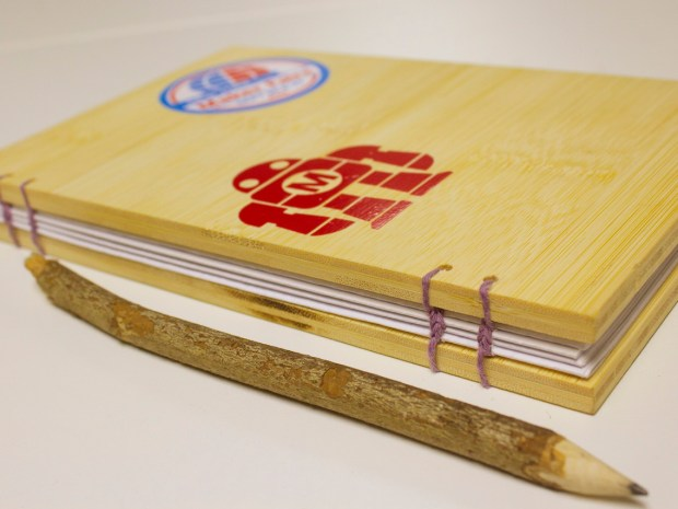 Build a Sturdy Notebook with Coptic Book Binding
