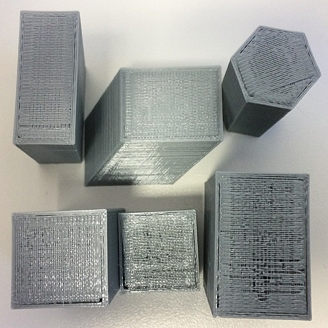 Top Infill Degradation Over Time From Replicator Gen 5 By Josh Ajima