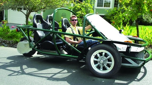 Build A High Performance Electric Vehicle In A Week Make
