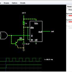 Digital Temperature Controller Circuit Diagram Wiring For Gooseneck Trailer Plug Design Circuits Easily With Web-based Simulator – Notre Dame Code