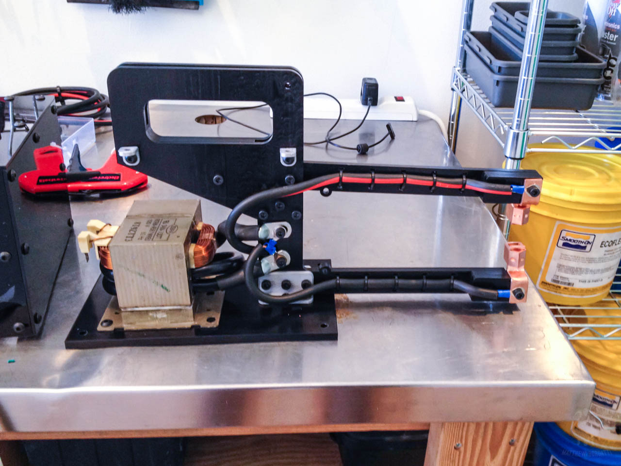 Upcycle a Microwave into a Spot Welder   Make: