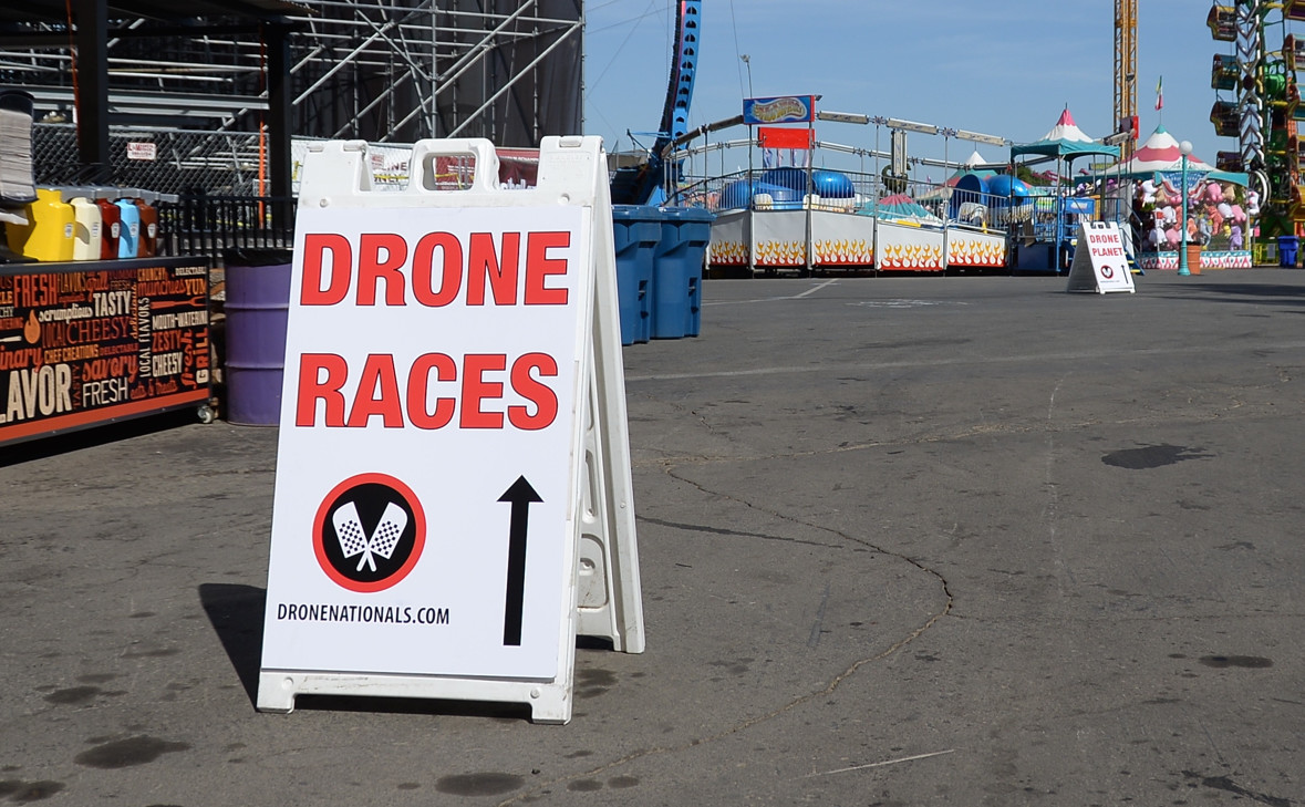The Nationals: FPV Drone Racing Goes Big-League