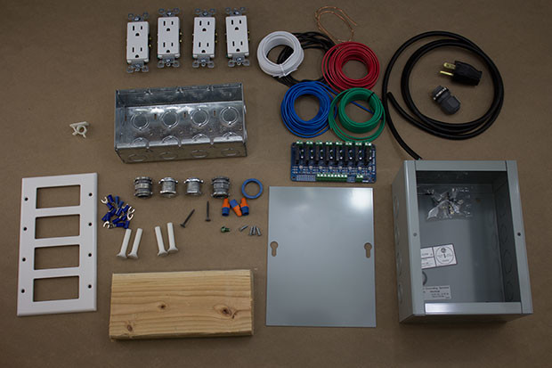 Use Arduino and Relays to Control AC Lights and Appliances Make