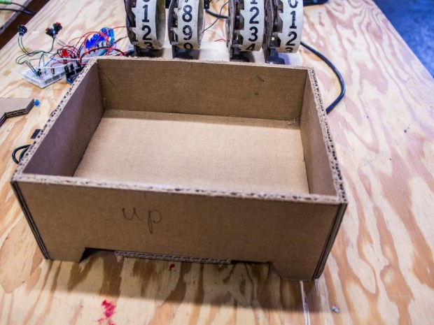 Part 2: Build a Stand for the Upcycled Pinball Clock