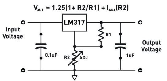 how to use voltage regulator