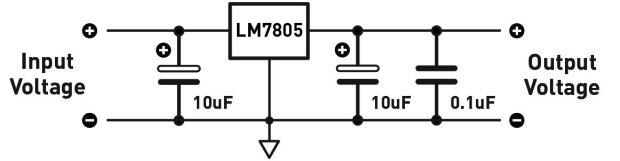 LM78XX Voltage Circuit