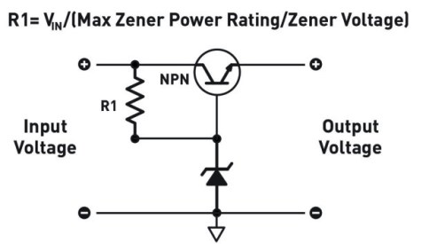 Zener Voltage Circuit