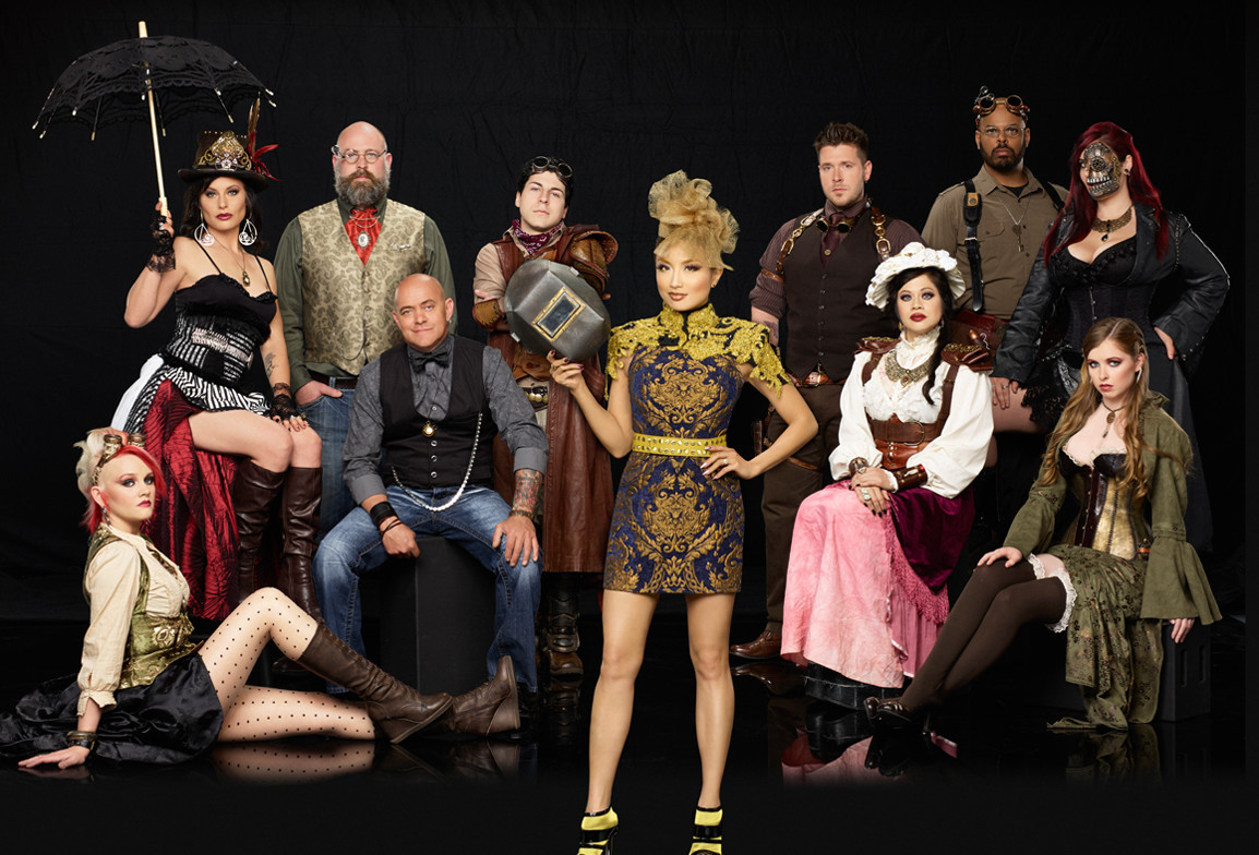 Visions of a Victorian Future: Steampunk Makers Compete for 0,000 TV Prize