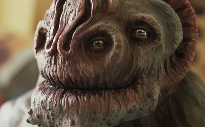 Watch a Master Sculpt a Monster